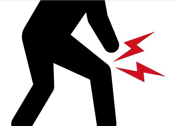 膝の痛み・階段を昇るのがツラい